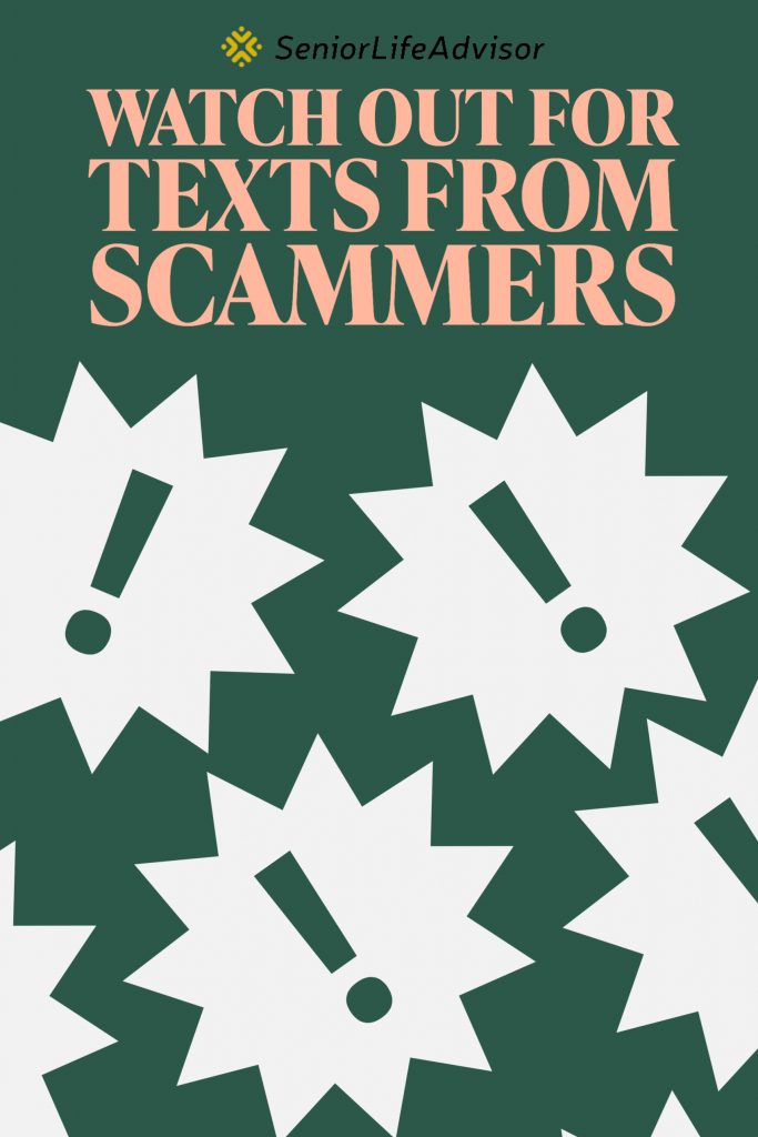 Texts from Scammers