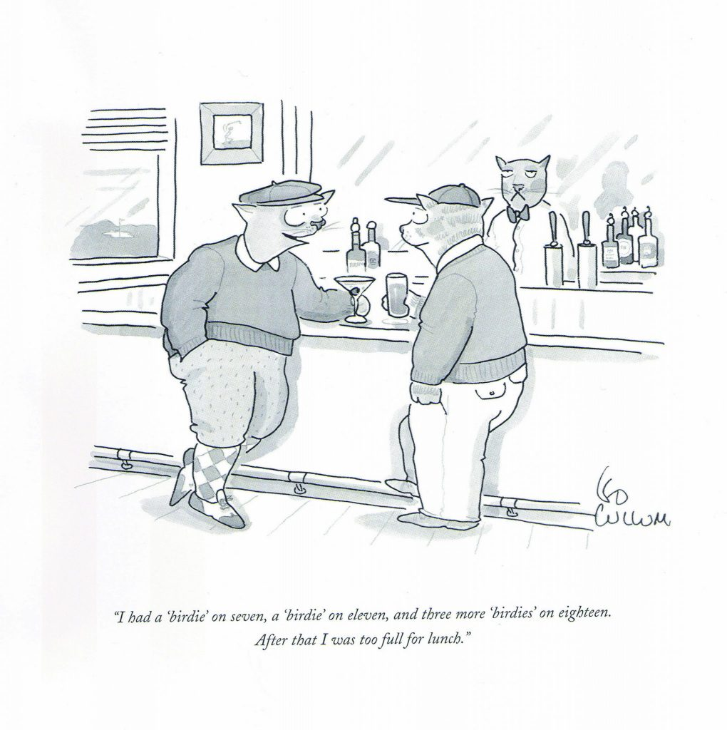 Leo Cullum for The New Yorker
