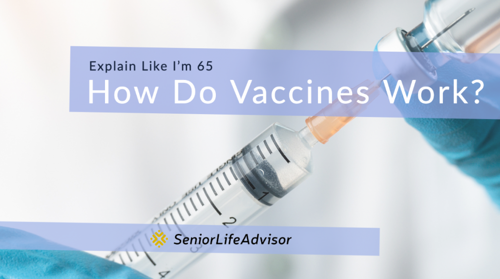 How do vaccines boost the immune system and eradicate disease.