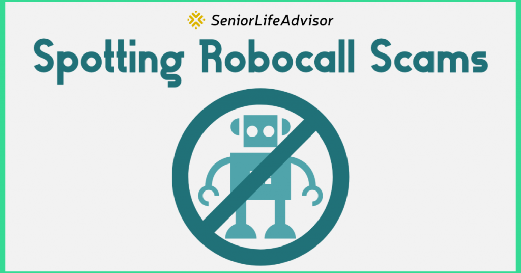 Tips for identifying and avoiding robocall scams.